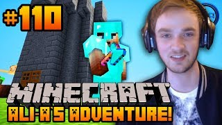 """Minecraft - Ali-A's Adventure #110 - """"TOWER DEFENCE!"""""""