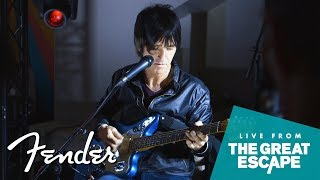 Video In Conversation with Johnny Marr | The Great Escape Festival 2018 | Fender MP3, 3GP, MP4, WEBM, AVI, FLV November 2018