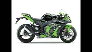 10. 2016 Kawasaki Ninja ZX 10R ,  Let's delve deeper into the changes