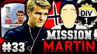 Martin Ødegaard og hans mannskap tar fatt på ulike utfordringer opp gjennom divisjonssystemet i Ultimate Team på FIFA 17! Følg med på denne episke reisen ...