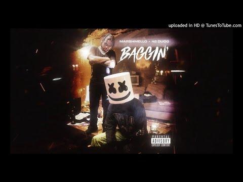 Marshmello X 42 dugg - baggin' (Instrumental)