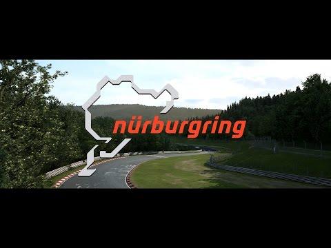 RaceRoom   Nürburgring-Nordschleife (laser scanned) - Full lap