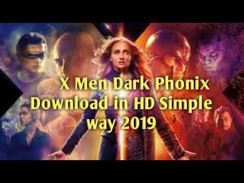 How to download '' X Men Dark Phonix'' HD in Simple Way 2019 in Hindi