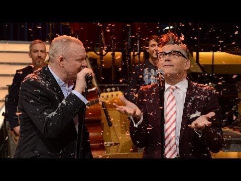 Raab und Alsmann singen Weihnachtslieder - TV total