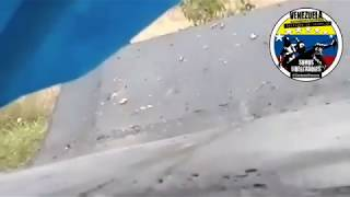 vídeo 4 Óscar Pérez grita Tenemos heridos y nos vamos a entregar no sigan disparando