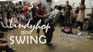Taniec swingowy – tak bawią się profesjonalni tancerze