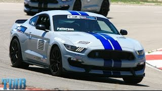 The Shelby GT350-An Even Faster Horse by That Dude in Blue