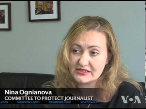 CPJ: Turkey is Leading Jailer of Journalists