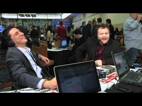 Frank Caliendo Impersonates John Madden, Jeff Fisher, and Terry Bradshaw