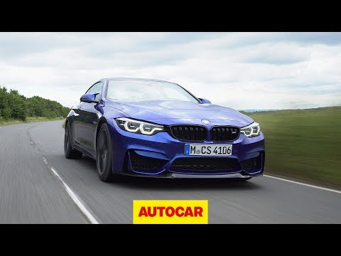 2017 BMW M4 CS: Is the new 454bhp CS worth its £90k price tag? | Autocar