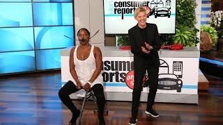 Ellen's Consumer Reports and Stuff