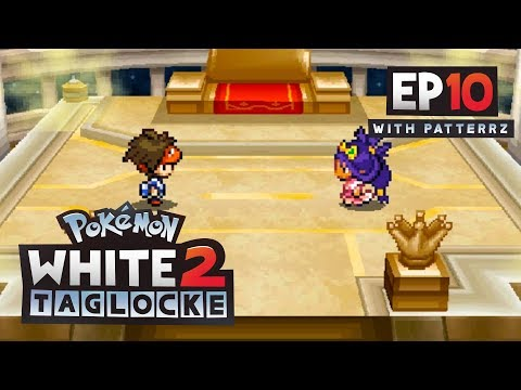 THE FINALE - Pokémon White 2 Randomized Taglocke PART TEN W/ Patterrz!