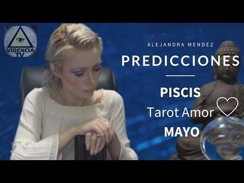 Tarjetas de amor - Piscis Tarot Amor Mayo 2019