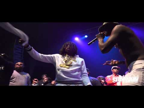 """Rich Homie Quan & Young Thug """"Lifestyle"""" Performance"""