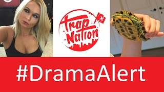 Helping the HOMELESS - Trap Nation, OURMINE #DramaAlert Zoie Burgher vs KOSDFF!