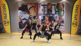 Video Zumba - Clean Bandit - Rockabye ft. Sean Paul & Anne-Marie MP3, 3GP, MP4, WEBM, AVI, FLV November 2018