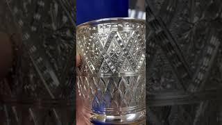 Серебряный стакан «999»