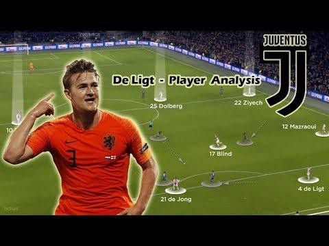 Matthijs de Ligt - Player Analysis - Welcome to Juventus