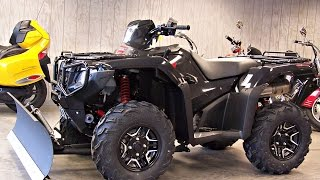 10. SOLD! 2015 Honda Foreman Rubicon 4x4 Deluxe AT DCT EPS