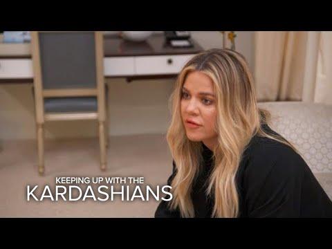 0 - Khloé Kardashian SLAMS 'Egocentric' Kourtney In New KUWTK Clip! WATCH!