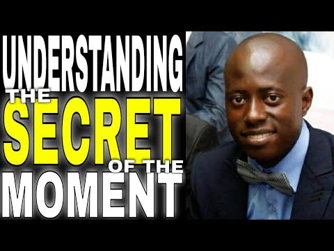 MARCH 2020 | UNDERSTANDING THE SECRET OF THE MOMENT BY REV ROTIMI ADEDOKUN | #NEWDAWNTV