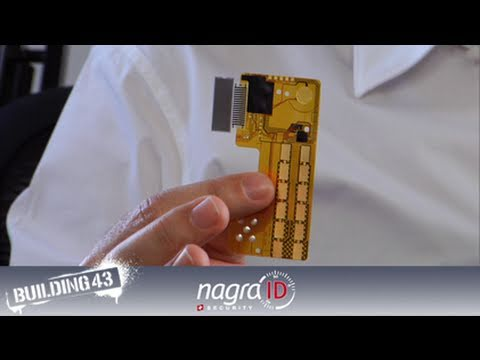 NagraID: Creating the credit card of the future