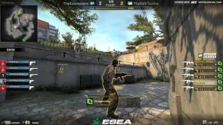 ESEA EU l F3 VS Gatekeepers | bo1 l by @Jay_TB