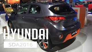 Hyundai: Salão do Automóvel 2016
