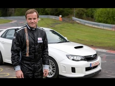 Nürburgring Lap with Tommi Mäkinen in the 2011 Subaru Impreza WRX STI Prototype - CAR and DRIVER