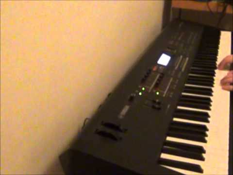 Yamaha Mox Keyboard Bank Demo - 001 - Vintage 74