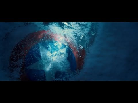 Captain America The First Avenger (2011) Clip - Frozen In Ice