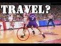 Michael Jordan Uncalled Travels Compilation