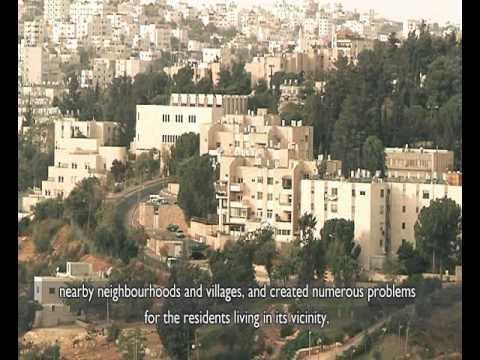 فيلم يروي قصة معاناة محافظة الخليل جراء الاحتلال  - محافظة الخليل