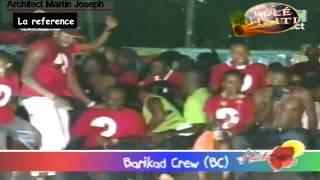 Rockfam Barikad Crew Carnaval des Fleurs 7-31-2012