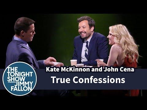 True Confessions with Kate McKinnon and John Cena