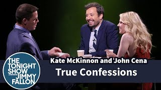 Video True Confessions with Kate McKinnon and John Cena MP3, 3GP, MP4, WEBM, AVI, FLV Desember 2018