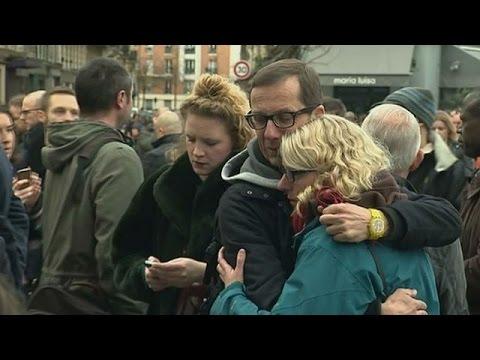 Οι επιθέσεις στο Παρίσι με τον φακό του euronews – reporter