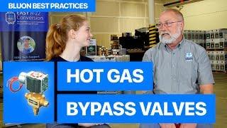 Video Dealing with Hot Gas Bypass Valves • Bluon HVAC Best Practices #03 MP3, 3GP, MP4, WEBM, AVI, FLV Juli 2018