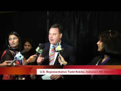 Congressman Todd Rokita remarks at Welcoming Reception for Prime Minister Narendra Modi at Madison S