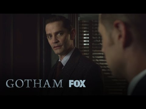 Gotham 2.07 (Clip 'Legal Rights')