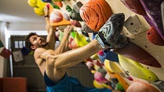 Stefano Ghisolfi su Sky Icarus: Olympic Training Series by La Sportiva