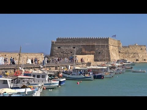Μία γρήγορη βόλτα στο Ηράκλειο (video)