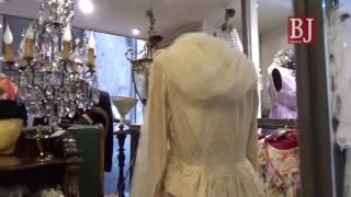 Bonino, dall'antiquariato agli abiti vintage