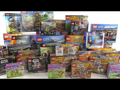 Toys R Us & Target MEGA-HAUL Dec. 24, 2014! LEGO & more!