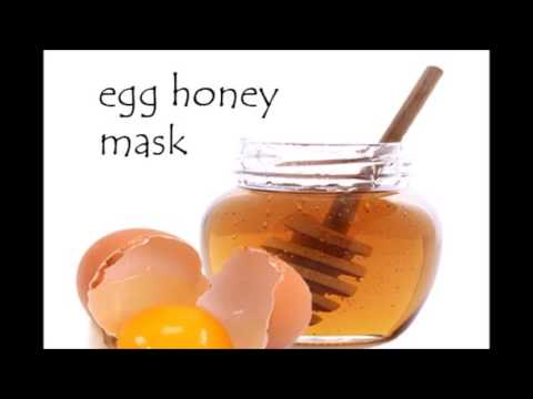 How To Get Clear Skin Anti Aging Secrets - Egg White Honey Mask