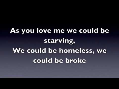 As Long As You Love Me – Justin Bieber (Official Lyrics)