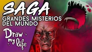 Video Los grandes MISTERIOS DEL MUNDO - Draw My Life en Español MP3, 3GP, MP4, WEBM, AVI, FLV Juni 2018