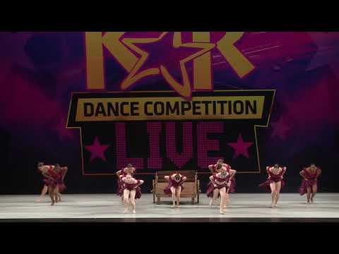 Best Contemporary // REVOLUTION - ELEVATE DANCE [Redondo Beach, CA]