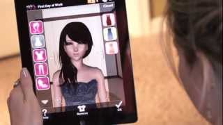 Style Me Girl: Free 3D Dressup YouTube video