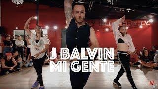 Video J Balvin - Mi Gente | Hamilton Evans Choreography MP3, 3GP, MP4, WEBM, AVI, FLV Juni 2018